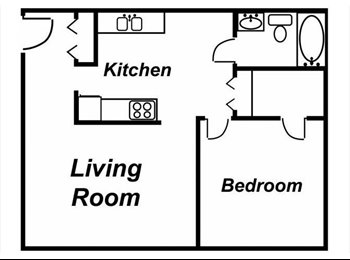 looking for a roommate or someone to take my lease term