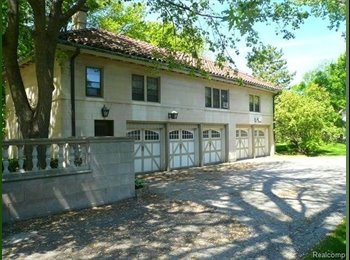 EasyRoommate US - Historical Carriage home- All Utilities included, GREAT location  - Detroit, Detroit Area - $875 /mo