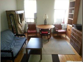 Large Furnished Room.