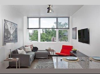EasyRoommate US - 6 Bedroom/4 Bathroom Apartment in a Luxurious Building - Ann Arbor, Ann Arbor - $800 /mo