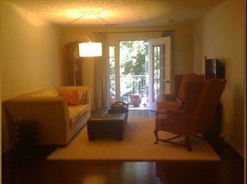 Bedroom & Bath en suite  in Spacious Condo
