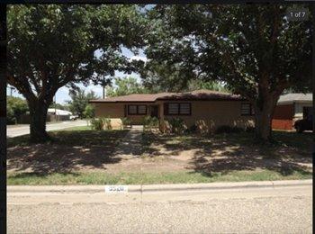 EasyRoommate US - Master Room Available near Texas Tech University - Lubbock, Lubbock - $398 /mo