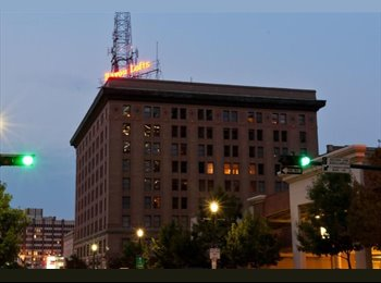 Downtown Loft for rent!