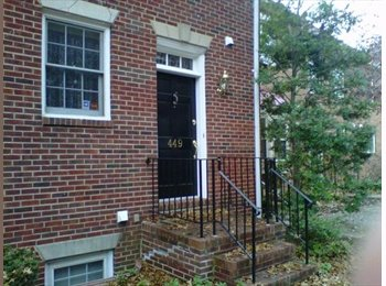 Basement Studio  Available in Old Town Alexandria! Two...