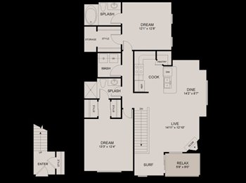 EasyRoommate US - Cherry Hill Apartment - 9 month - Cherry Hill, South Jersey - $800 /mo