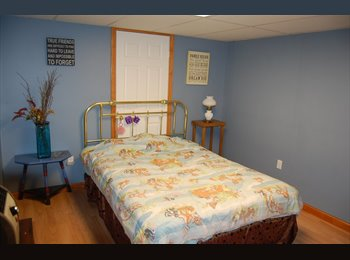 EasyRoommate US - $575 / 275ft2 - 2 furnished rooms in Monson Ma. 01057 full use of house everything included - Springfield, Springfield - $575 /mo