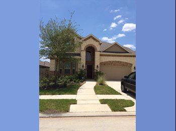 EasyRoommate US - brand new home in Spring Champion area - FM 1960 Area, Houston - $595 /mo