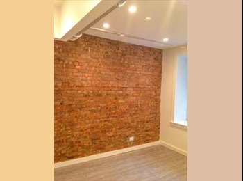 EasyRoommate US - PRIVATE BATHROOM/EXPOSED BRICK -  One Cozy Room Available Immediately - Morningside Heights, New York City - $1,300 /mo