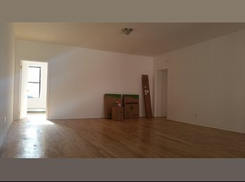 EasyRoommate US - NO FEE - ROOF TOP - HUGE 4BR & BRIGHT FLAT in TIME SQUARE / HELL'S KITCHEN  - Midtown West, New York City - $1,550 /mo