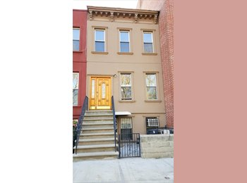 Rooms in a gorgeous newly renovated Brownstone duplex!