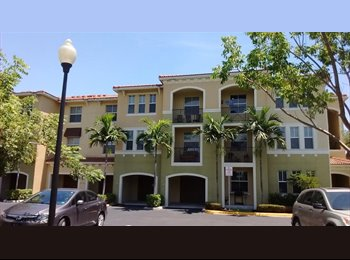 EasyRoommate US - ROOMMATE SEARCH/SINGLE PROFESSIONAL ADULT - Plantation, Ft Lauderdale Area - $875 /mo