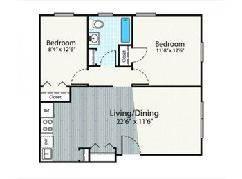 EasyRoommate US - 2 BR apt and one month rent free on lease transfer - Dover, Other-New Hampshire - $1,295 /mo