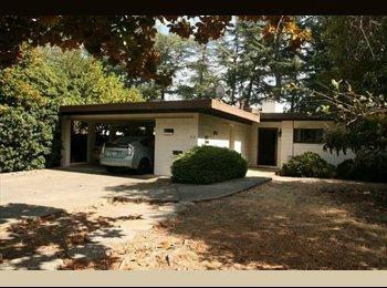 EasyRoommate US - Palo Alto house for rent - Palo Alto, San Jose Area - $4,950 /mo