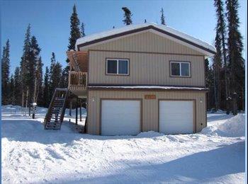 EasyRoommate US - 2 Bed 1 Bath Heated Garage - Southeast Fairbanks, Fairbanks - $1,400 /mo