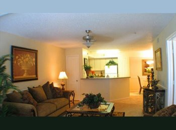 EasyRoommate US - Room with a private bathroom - Seminole County, Orlando Area - $650 /mo