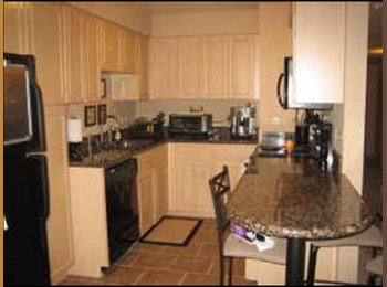 Furnished Private room at 3 mins walk to ASU,Lightrail w...