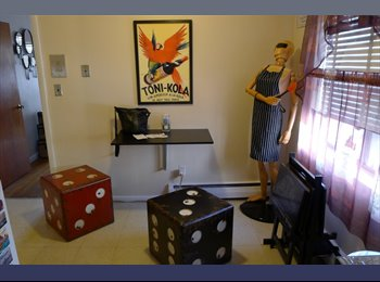 EasyRoommate US - Large sunny room with fantastic outside bird display! - Cambridge, Cambridge - $1,000 /mo