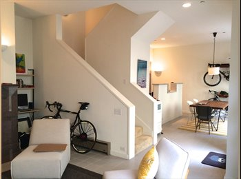 EasyRoommate US - Big Bright, 2 story, 2 bdrm, 2bath townhouse in Russian Hill - Russian Hill, San Francisco - $2,900 /mo