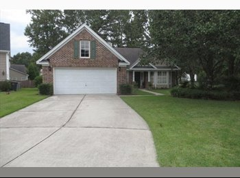 EasyRoommate US - Cute Cute Cute!!! This is the former Model Home for Autumn Chase subsection in Grand Oaks Plantation - Charleston, Charleston Area - $900 /mo