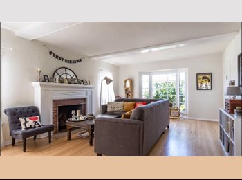EasyRoommate US - Roommate Needed for Beautiful Spanish Colonial Home - Miracle Mile District, Los Angeles - $1,500 /mo