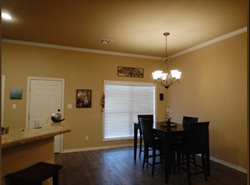 EasyRoommate US - Available Now! Private Bed and Bath in the Country! - Bryan, Bryan - $500 /mo