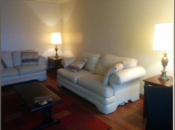Beautiful, spacious and furnished room available for 1...