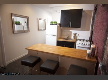 EasyRoommate US - Furnished & Equipped - Renovated 3 Bedroom Apartment | Soho - Soho, New York City - $1,700 /mo