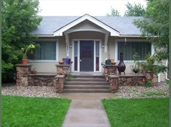 2 bedroom 1 bath home (main floor) in 920 Woodford Ave...