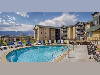 EasyRoommate US - Room at The Lodges - Colorado Springs, Colorado Springs - $630 /mo