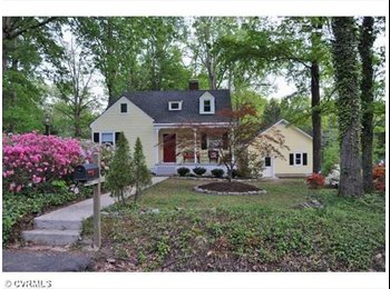 EasyRoommate US - Charming Cottage south of the James River - Richmond Southside, Richmond - $550 /mo