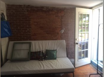 EasyRoommate US - Spacious West Philly Room with Large Balcony Space - Other Philadelphia, Philadelphia - $412 /mo