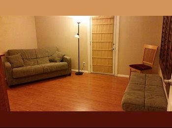 EasyRoommate US - Attached to Main House, Studio/Bachelor Apt w/Private Entrance - Thousand Oaks, Ventura - Santa Barbara - $1,100 /mo
