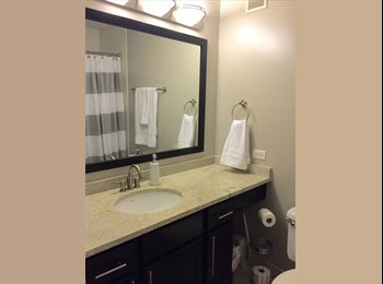 EasyRoommate US - Luxury Studio Available for Sublet - Loop, Chicago - $1,760 /mo