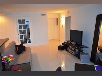 EasyRoommate US - lovely apartment - Miami Beach, Miami - $800 /mo