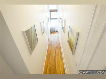 Available  Now ! One Room In A 4 Bedroom Apt !