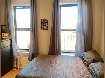 EasyRoommate US - Fully Furnished / Spacious Bedroom in Park Slope - Park Slope, New York City - $1,775 /mo