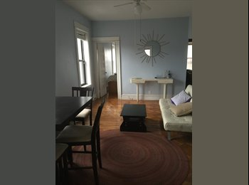 NYCBrooklyn Park Slope Room by Train and Park