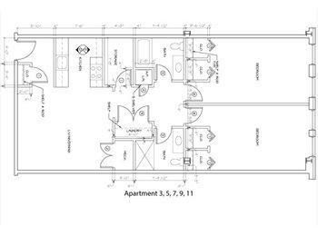 EasyRoommate US - Great Main St Apartment Available!  - Newark, Newark - $550 /mo