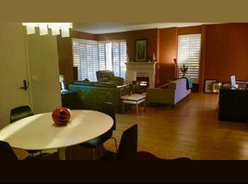 EasyRoommate US - $1400 - Master Bedroom in Extra Large 2Bed/2Bath West Hollywood - West Hollywood, Los Angeles - $1,400 /mo
