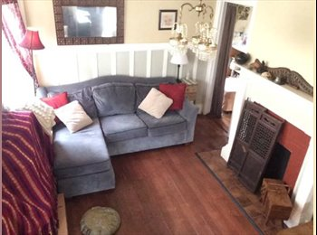 EasyRoommate US - Share 1200 sq ft charming Victorian farmhouse - Berkeley, Oakland Area - $930 /mo