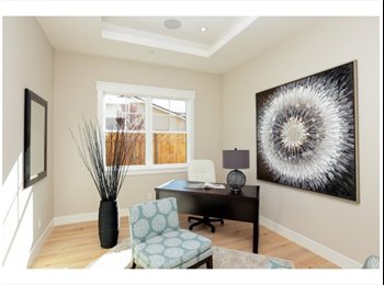 Bright Room in Open, Modern Home
