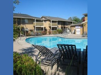 EasyRoommate US - Timbercreek apartments!! (The zoo!)  - Chico, Northern California - $350 /mo