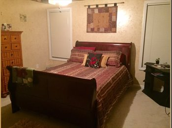 Short-term room rental available