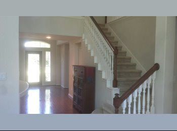 EasyRoommate US - Gorgeous home on a lake in Cypress - Copperfield, Houston - $650 /mo