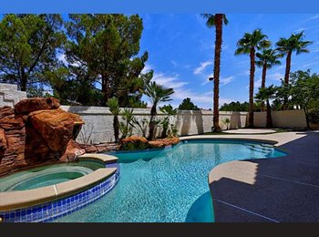 EasyRoommate US - Room For Rent In South Summerlin $700 (Including all utilities) - Summerlin, Las Vegas - $700 /mo