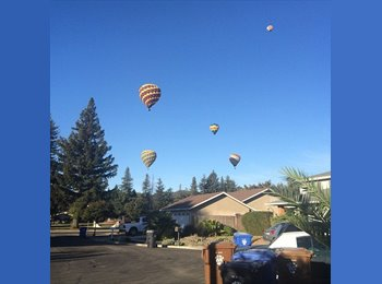 EasyRoommate US - Room for rent with two rad roommates - Napa, Northern California - $975 /mo