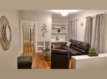 EasyRoommate US - Safe/Quite area Near T, St. Marks - $700 /mo