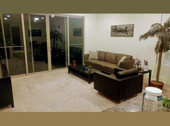 EasyRoommate US - BRAND NEW 2016 Built Summerlin Home! Beautiful Large Size Private Rooms, Paradiso - $550 /mo
