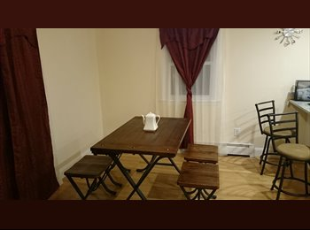 One LARGE Double Room - Quincy - Close to Bus and T - Red...