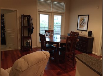 EasyRoommate US - Medical Resident with an extra fully-furnished room, Houston - $1,000 /mo
